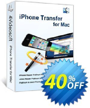 4Videosoft iPhone Transfer for Mac Coupon, discount 4Videosoft iPhone Transfer for Mac special offer code 2020. Promotion: special offer code of 4Videosoft iPhone Transfer for Mac 2020