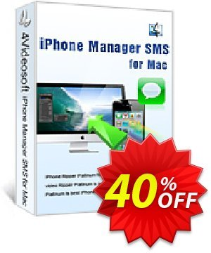 4Videosoft iPhone Manager SMS for Mac Coupon, discount 4Videosoft iPhone Manager SMS for Mac hottest discount code 2020. Promotion: hottest discount code of 4Videosoft iPhone Manager SMS for Mac 2020