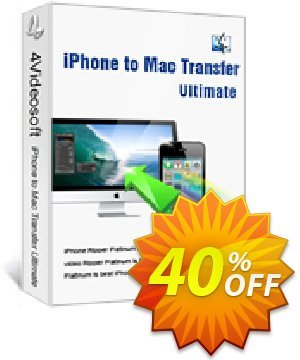 4Videosoft iPhone to Mac Transfer Ultimate Coupon, discount 4Videosoft iPhone to Mac Transfer Ultimate special promo code 2020. Promotion: special promo code of 4Videosoft iPhone to Mac Transfer Ultimate 2020