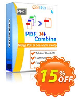 Coolutils PDF Combine Pro Coupon, discount 15% OFF Coolutils PDF Combine Pro, verified. Promotion: Dreaded discounts code of Coolutils PDF Combine Pro, tested & approved