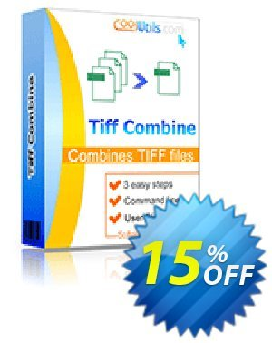 Coolutils Tiff Combine Coupon, discount 30% OFF JoyceSoft. Promotion: