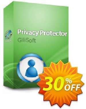 GiliSoft Privacy Protector Coupon, discount uninstall discount. Promotion: