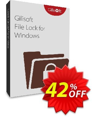 GiliSoft File Lock (Academic / Personal License) Coupon discount GiliSoft File Lock  - 1 PC / Liftetime free update amazing offer code 2020. Promotion: