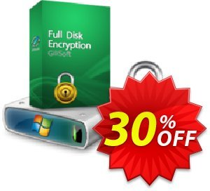 GiliSoft Full Disk Encryption Coupon, discount uninstall discount. Promotion: