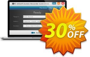 GiliSoft Screen Recorder Coupon, discount uninstall discount. Promotion: