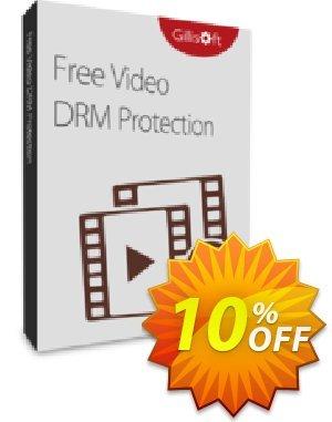 GiliSoft Video DRM Protection Lifetime discount coupon Video DRM Protection  - 1 PC / Liftetime free update amazing discounts code 2020 - amazing discounts code of Video DRM Protection  - 1 PC / Liftetime free update 2020