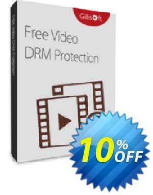 GiliSoft Video DRM Protection 3PC/Lifetime discount coupon Video DRM Protection - 3 PC / Liftetime free update awful discount code 2020 - awful discount code of Video DRM Protection - 3 PC / Liftetime free update 2020