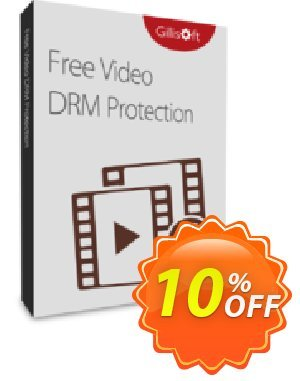 GiliSoft Video DRM Protection割引コード・Video DRM Protection - 1 PC  (Yearly Subscription)  wondrous promo code 2020 キャンペーン:wondrous promo code of Video DRM Protection - 1 PC  (Yearly Subscription)  2020