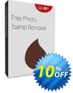 GiliSoft Photo Stamp Remover Coupon, discount Photo Stamp Remover  - 1 PC / 1 Year free update awesome promo code 2019. Promotion: awesome promo code of Photo Stamp Remover  - 1 PC / 1 Year free update 2019