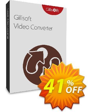 GiliSoft Video Converter Lifetime Coupon discount GiliSoft Video Converter (Classic +Discovery) - 1 PC / Liftetime free update exclusive deals code 2020 -