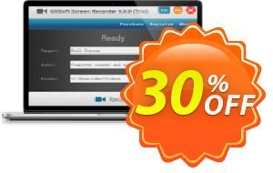 Gilisoft Screen Recorder - 3 PC / Lifetime Coupon, discount Gilisoft Screen Recorder - 3 PC / Liftetime free update exclusive offer code 2019. Promotion: exclusive offer code of Gilisoft Screen Recorder - 3 PC / Liftetime free update 2019