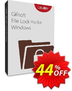 GiliSoft File Lock Pro Coupon, discount GiliSoft File Lock Pro - 1 PC / 1 Year free update awful discounts code 2019. Promotion: awful discounts code of GiliSoft File Lock Pro - 1 PC / 1 Year free update 2019