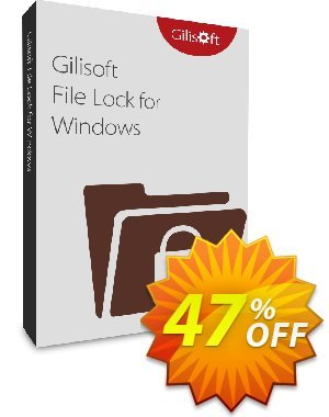 GiliSoft File Lock Coupon, discount GiliSoft File Lock  - 1 PC / 1 Year free update amazing promotions code 2019. Promotion: amazing promotions code of GiliSoft File Lock  - 1 PC / 1 Year free update 2019