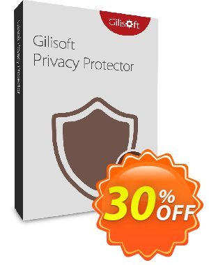 Gilisoft Privacy Protector Coupon, discount Gilisoft Privacy Protector - 1 PC / 1 Year free update special promo code 2019. Promotion: special promo code of Gilisoft Privacy Protector - 1 PC / 1 Year free update 2019