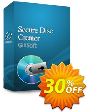 Gilisoft Secure Disc Creator Coupon, discount Gilisoft Secure Disc Creator - 1 PC / 1 Year free update staggering discount code 2019. Promotion: staggering discount code of Gilisoft Secure Disc Creator - 1 PC / 1 Year free update 2019