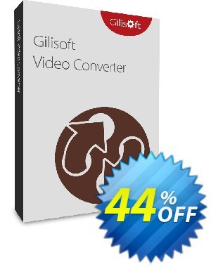 GiliSoft Video Converter Coupon, discount GiliSoft Video Converter (Classic +Discovery) - 1 PC / 1 Year free update dreaded offer code 2019. Promotion: dreaded offer code of GiliSoft Video Converter (Classic +Discovery) - 1 PC / 1 Year free update 2019