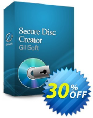 Gilisoft Secure Disc Creator Command-line - Lifetime Coupon discount Gilisoft Secure Disc Creator Command-line  Version  - 1 PC / Liftetime free update excellent offer code 2019 - excellent offer code of Gilisoft Secure Disc Creator Command-line  Version  - 1 PC / Liftetime free update 2019