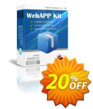 AthTek WebAPP Kit Coupon, discount WebAPP Kit impressive promo code 2019. Promotion: 20% OFF