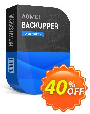 AOMEI Backupper Workstation + Lifetime Upgrades discount coupon AOMEI Backupper Workstation + Lifetime Upgrades Exclusive discount code 2020 - Exclusive discount code of AOMEI Backupper Workstation + Lifetime Upgrades 2020