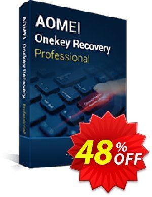 AOMEI OneKey Recovery Professional Edition Coupon, discount All Product for users 20% Off. Promotion: