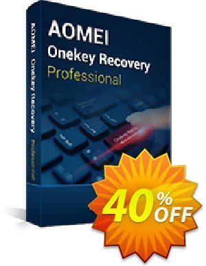 AOMEI OneKey Recovery Professional Lifetime Upgrades discount coupon 48% OFF AOMEI OneKey Recovery Professional Lifetime Upgrades, verified - Awesome deals code of AOMEI OneKey Recovery Professional Lifetime Upgrades, tested & approved