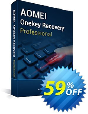 AOMEI OneKey Recovery Pro (Family License) Coupon, discount All Product for users 20% Off. Promotion: