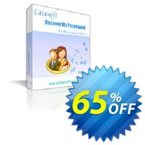 Lazesoft Recover My Password Professional Edition Coupon discount Lazesoft (23539) -