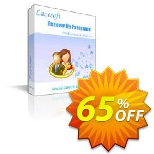 Lazesoft Recover My Password Professional Edition Coupon discount Lazesoft (23539). Promotion: