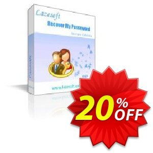 Lazesoft Recover My Password Server Edition discount coupon Lazesoft (23539) -