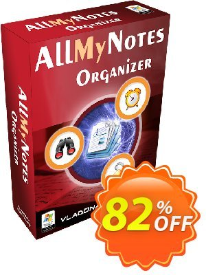AllMyNotes Organizer Deluxe Ed. (Desktop/Portable) offering sales