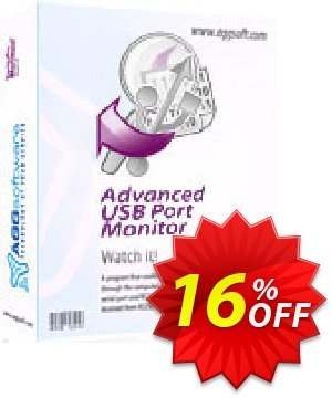 Aggsoft Advanced USB Port Monitor discount coupon Promotion code Advanced USB Port Monitor Standard - Offer discount for Advanced USB Port Monitor Standard special at iVoicesoft
