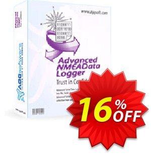 Aggsoft Advanced NMEA Data Logger Enterprise discount coupon Promotion code Advanced NMEA Data Logger Enterprise - Offer discount for Advanced NMEA Data Logger Enterprise special at iVoicesoft