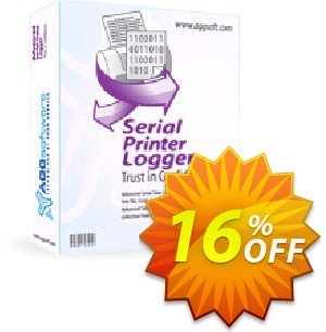 Aggsoft Serial Printer Logger Enterprise 프로모션 코드 Promotion code Serial Printer Logger Enterprise 프로모션: Offer Serial Printer Logger Enterprise special discount for iVoicesoft
