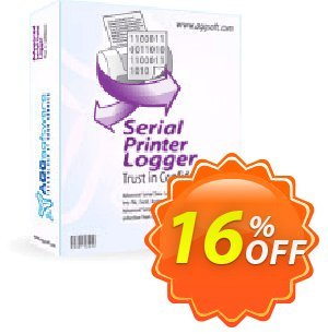 Aggsoft Serial Printer Logger Coupon, discount Promotion code Serial Printer Logger Standard. Promotion: Offer Serial Printer Logger Standard special discount for iVoicesoft
