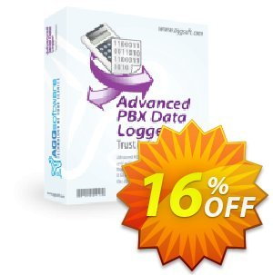 Aggsoft Advanced PBX Data Logger Enterprise 優惠券,折扣碼 Promotion code Advanced PBX Data Logger Enterprise,促銷代碼: Offer discount for Advanced PBX Data Logger Enterprise special at iVoicesoft