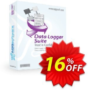Aggsoft Data Logger Suite Professional discount coupon Promotion code Data Logger Suite Professional - Offer discount for Data Logger Suite Professional special at iVoicesoft