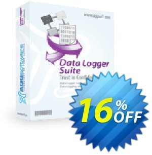 Aggsoft Data Logger Suite 프로모션 코드 Promotion code Data Logger Suite Standard 프로모션: Offer discount for Data Logger Suite Standard special at iVoicesoft