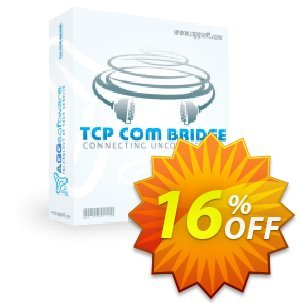 Aggsoft TCP COM Bridge 優惠券,折扣碼 Promotion code TCP COM Bridge Standard,促銷代碼: Offer TCP COM Bridge Standard special discount for iVoicesoft