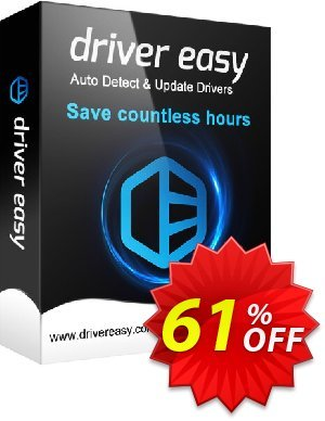 DriverEasy (3 PC's / 1 Year) Coupon discount Driver Easy 20% Coupon - DriverEasy promotion discount code