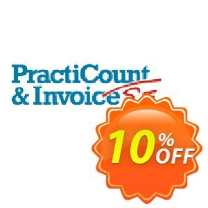 PractiCount and Invoice (Standard Edition - World License) discount coupon Coupon code PractiCount and Invoice (Standard Edition - World License) - PractiCount and Invoice (Standard Edition - World License) offer from Practiline