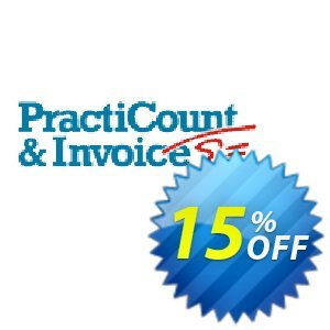 PractiCount and Invoice Business Edition Site License 프로모션 코드 Coupon code PractiCount and Invoice (Business Edition - Site License) - 15% Reseller discount 프로모션: PractiCount and Invoice (Business Edition - Site License) - 15% Reseller discount offer from Practiline