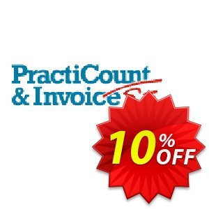 PractiCount and Invoice Enterprise Server License Coupon, discount Coupon code PractiCount and Invoice Enterprise Server License. Promotion: PractiCount and Invoice Enterprise Server License offer from Practiline