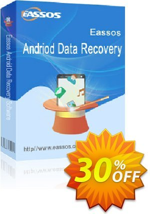 Eassos Android Data Recovery Coupon discount 30%off P - Eassos Android Data Recovery 30% OFF Coupon (100% Working)