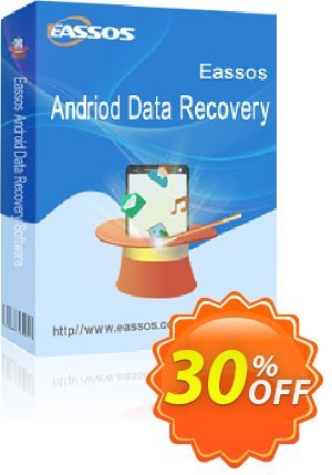 Eassos Android Data Recovery discount coupon 30%off P - Eassos Android Data Recovery 30% OFF Coupon (100% Working)