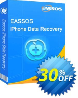 Eassos iPhone Data Recovery Coupon, discount 30%off affiliate. Promotion: