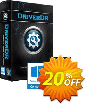 Driver Dr - 1 PC / 1 Year 優惠券,折扣碼 Driver Easy 20% Coupon,促銷代碼: Coupont for giveaway