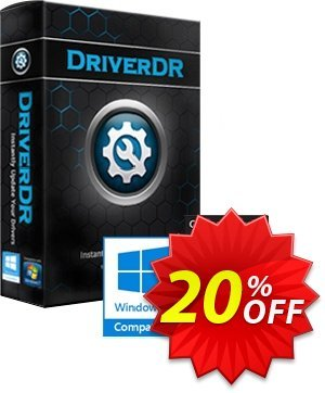 Driver Dr - 1 PC / 1 Year offering deals Driver Easy 20% Coupon. Promotion: Coupont for giveaway
