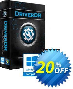 Driver Dr - 5 Computers / 1 Year Coupon, discount SharewareOnSale.com 70%. Promotion: Coupont for giveaway