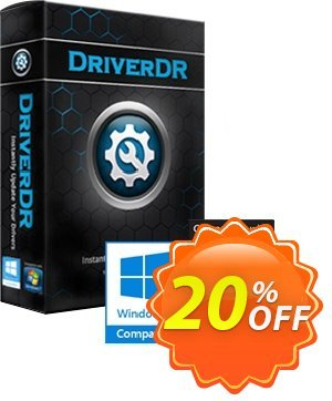 Driver Dr - 10 PC / 1 Year 優惠券,折扣碼 Driver Easy 20% Coupon,促銷代碼: Coupont for giveaway