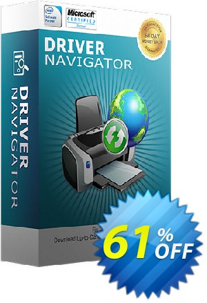 Driver Navigator - 3 Computers with Auto Upgrade Coupon, discount Driver Navigator 3 Computer with Auto Upgrade. Promotion: